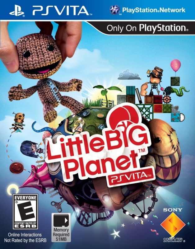 LittleBigPlanet PS Vita [Gamewise]