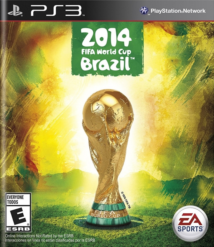 2014 FIFA World Cup Brazil on PS3 - Gamewise