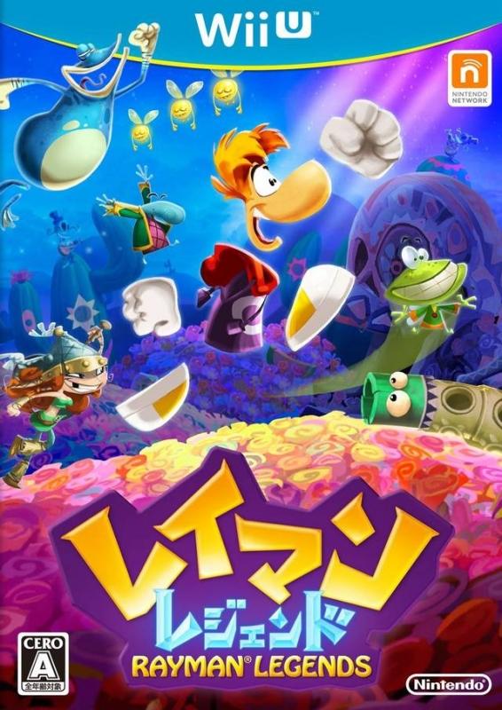 Rayman Legends on WiiU - Gamewise