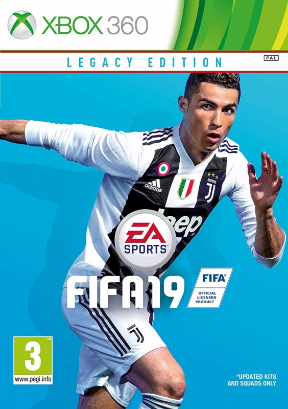 FIFA 19 on X360 - Gamewise