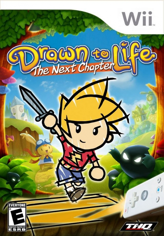 Gamewise Drawn to Life: The Next Chapter Wiki Guide, Walkthrough and Cheats