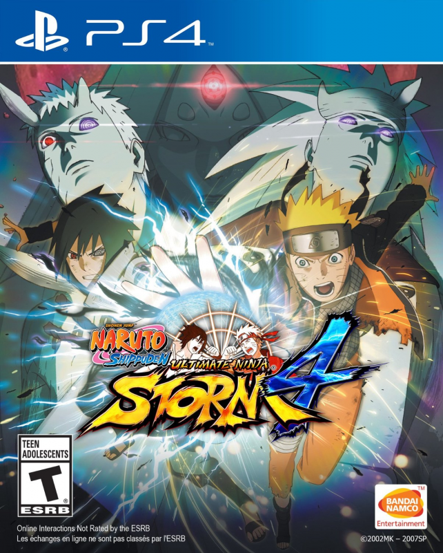 Naruto Shippuden: Ultimate Ninja Storm 4 on PS4 - Gamewise