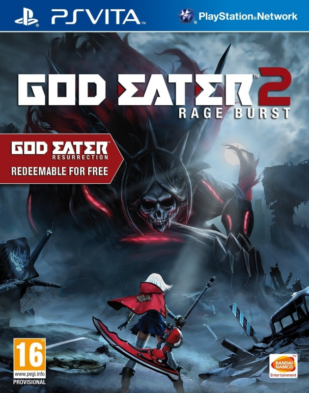 God Eater 2: Rage Burst on PSV - Gamewise