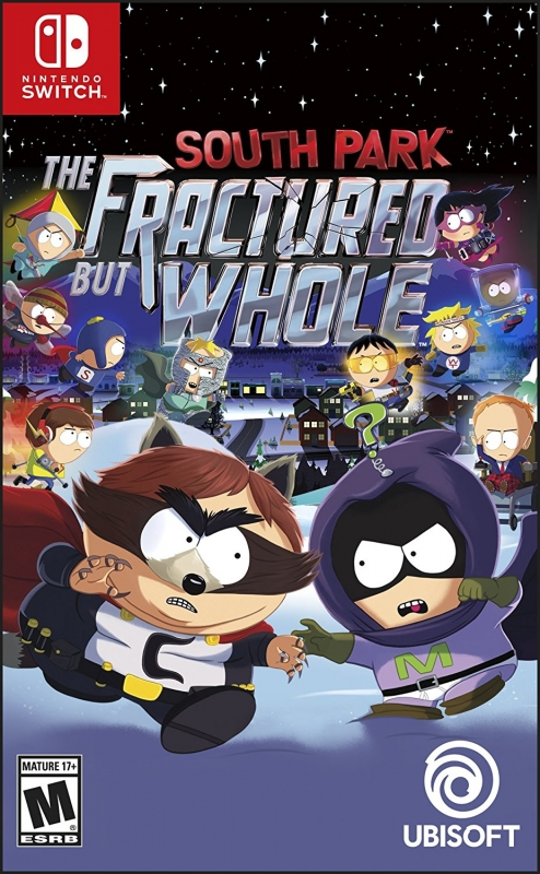 South Park: The Fractured But Whole for NS Walkthrough, FAQs and Guide on Gamewise.co