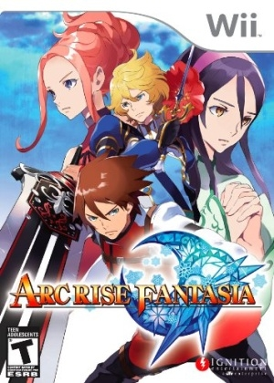 Arc Rise Fantasia | Gamewise
