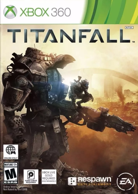 Titanfall Wiki Guide, X360