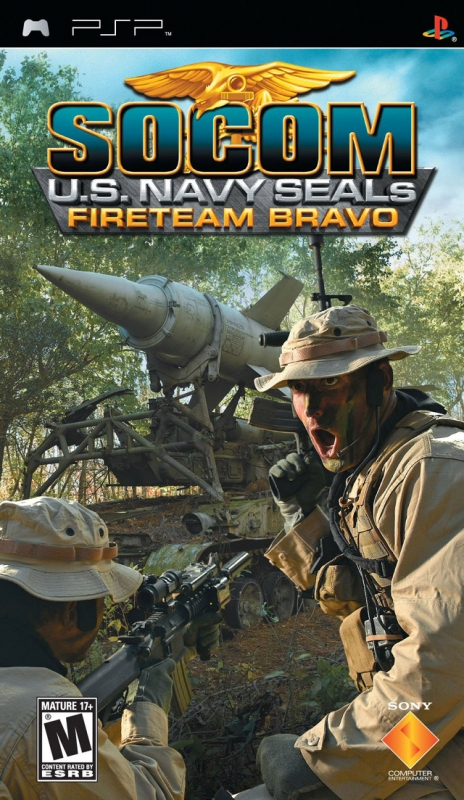 SOCOM: U.S. Navy SEALs Fireteam Bravo on PSP - Gamewise