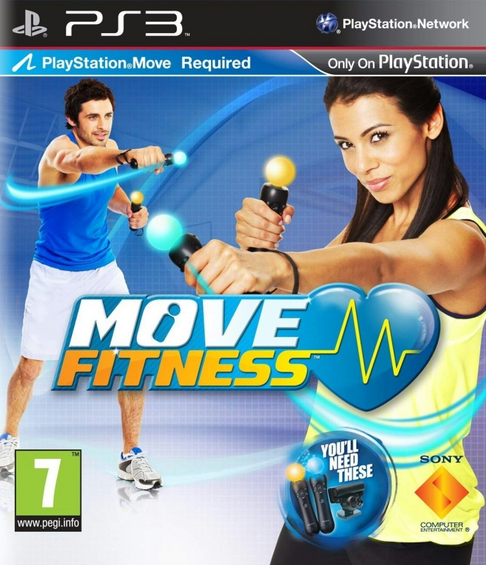 Gamewise Move Fitness Wiki Guide, Walkthrough and Cheats