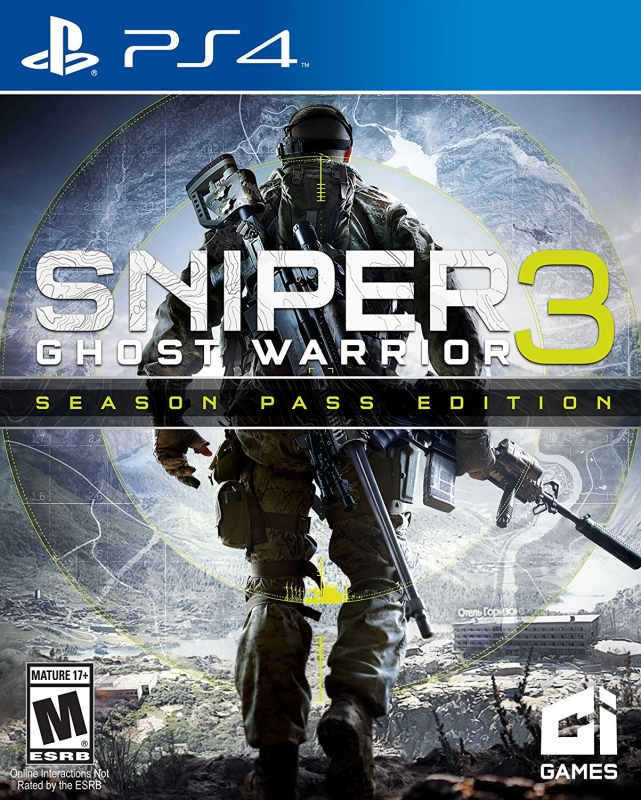 Sniper: Ghost Warrior 3 for PS4 Walkthrough, FAQs and Guide on Gamewise.co
