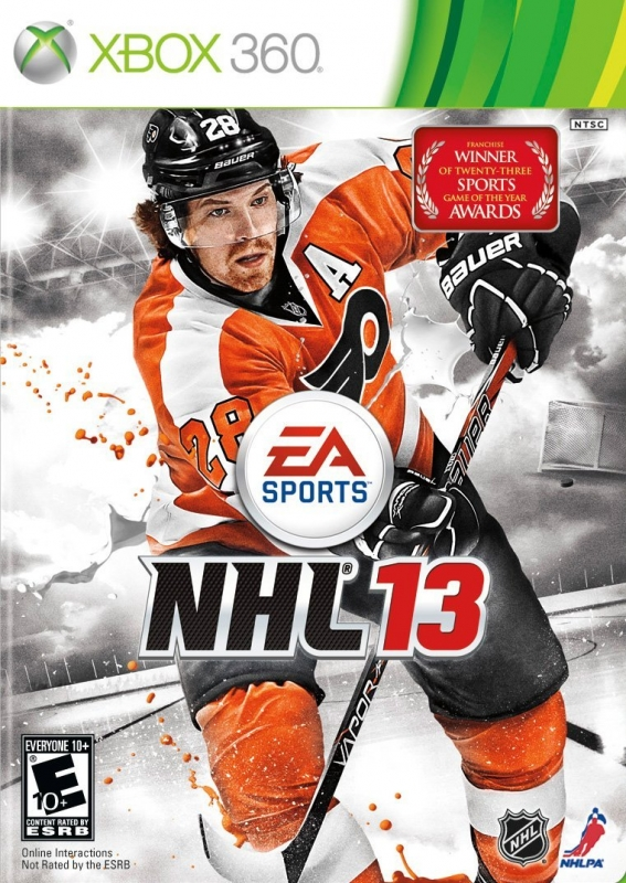 Gamewise NHL 13 Wiki Guide, Walkthrough and Cheats