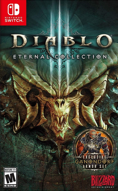 Diablo III: Eternal Collection on NS - Gamewise