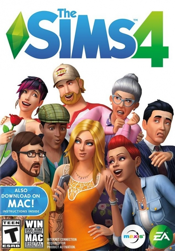 The Sims 4 [Gamewise]