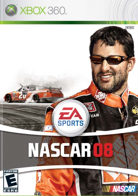 Gamewise NASCAR 08 Wiki Guide, Walkthrough and Cheats