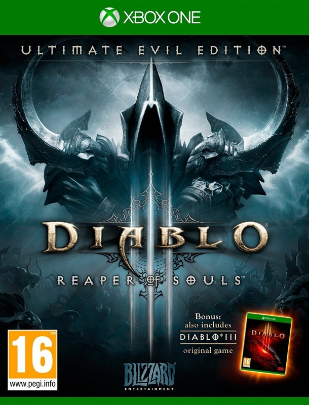 Diablo III: Ultimate Evil Edition for XOne Walkthrough, FAQs and Guide on Gamewise.co