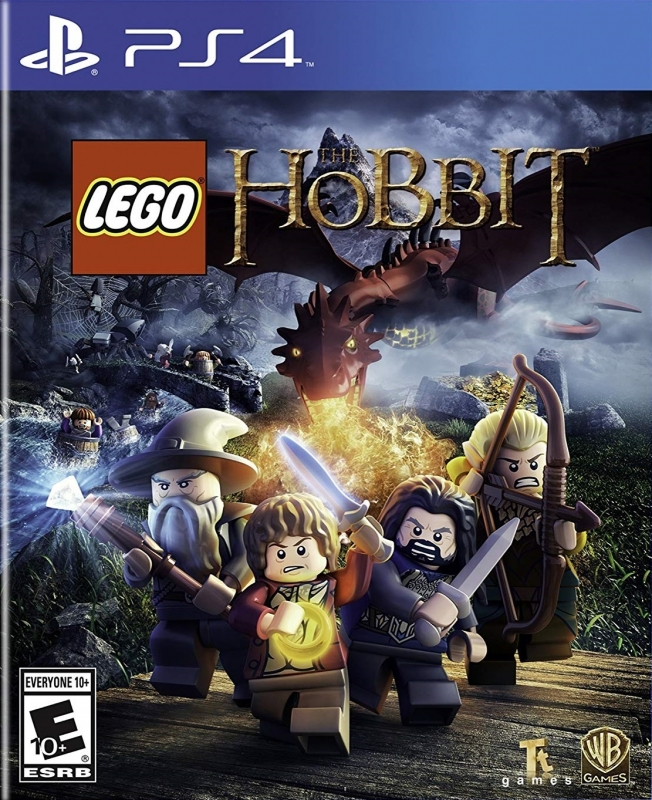 LEGO The Hobbit for PS4 Walkthrough, FAQs and Guide on Gamewise.co