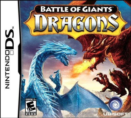 Battle of Giants: Dragons on DS - Gamewise