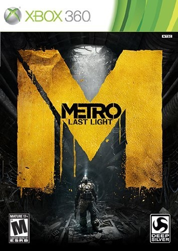 Metro 2034 Walkthrough Guide - X360