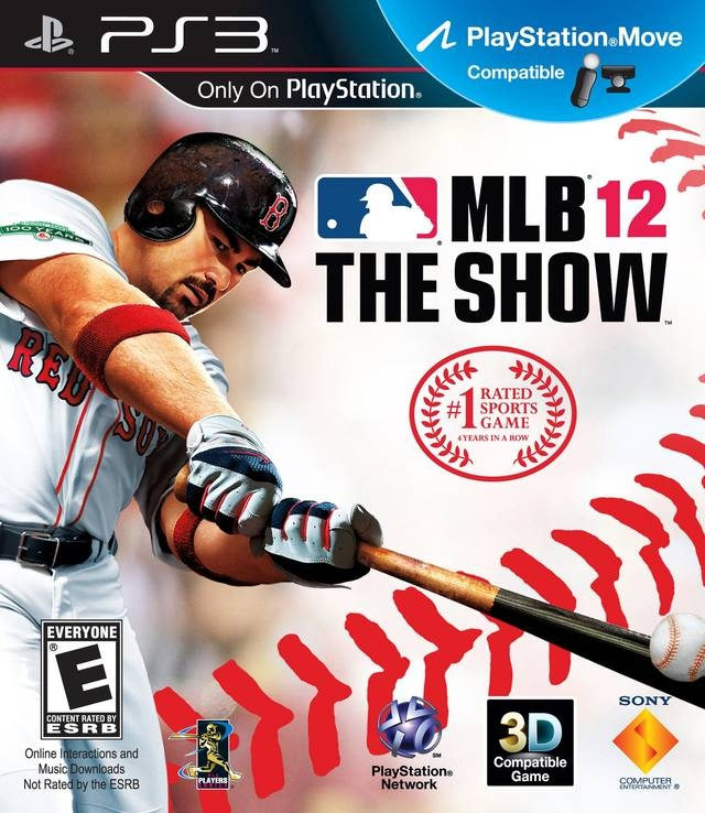MLB 12: The Show Wiki on Gamewise.co