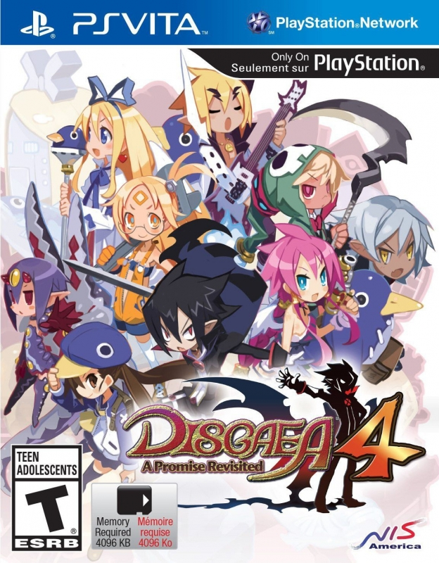 Disgaea 4: A Promise Revisited [Gamewise]