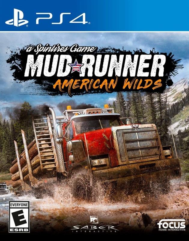 Spintires: MudRunner - American Wilds | Gamewise