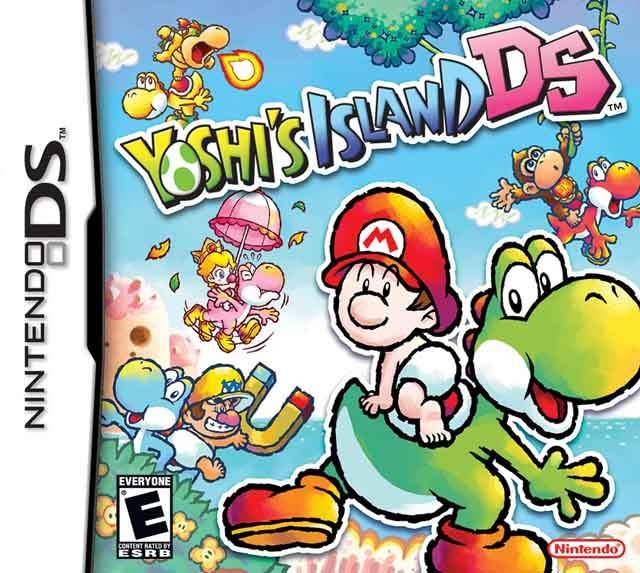 Yoshi's Island DS Wiki on Gamewise.co