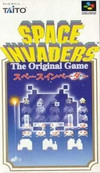 Space Invaders on SNES - Gamewise