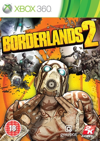 Borderlands 2 on X360 - Gamewise