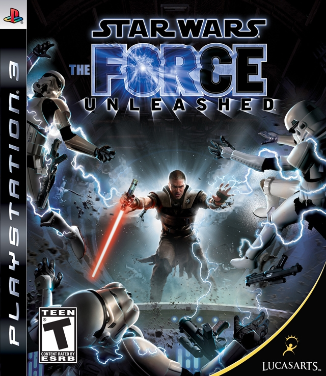 Star Wars: The Force Unleashed on PS3 - Gamewise