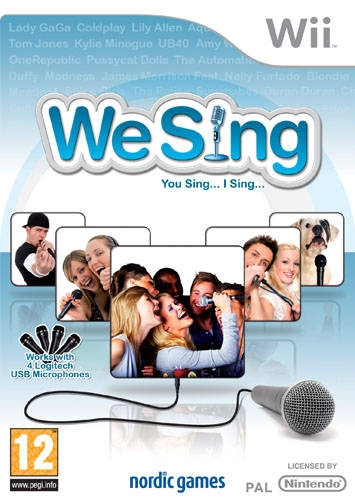 We Sing for Wii Walkthrough, FAQs and Guide on Gamewise.co
