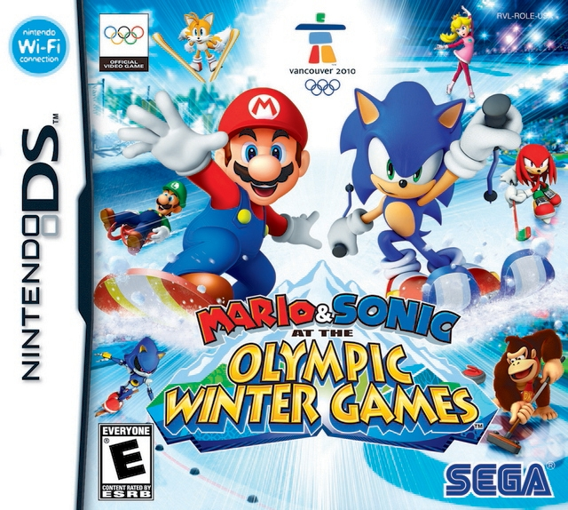 Mario & Sonic at the Olympic Winter Games Wiki - Gamewise