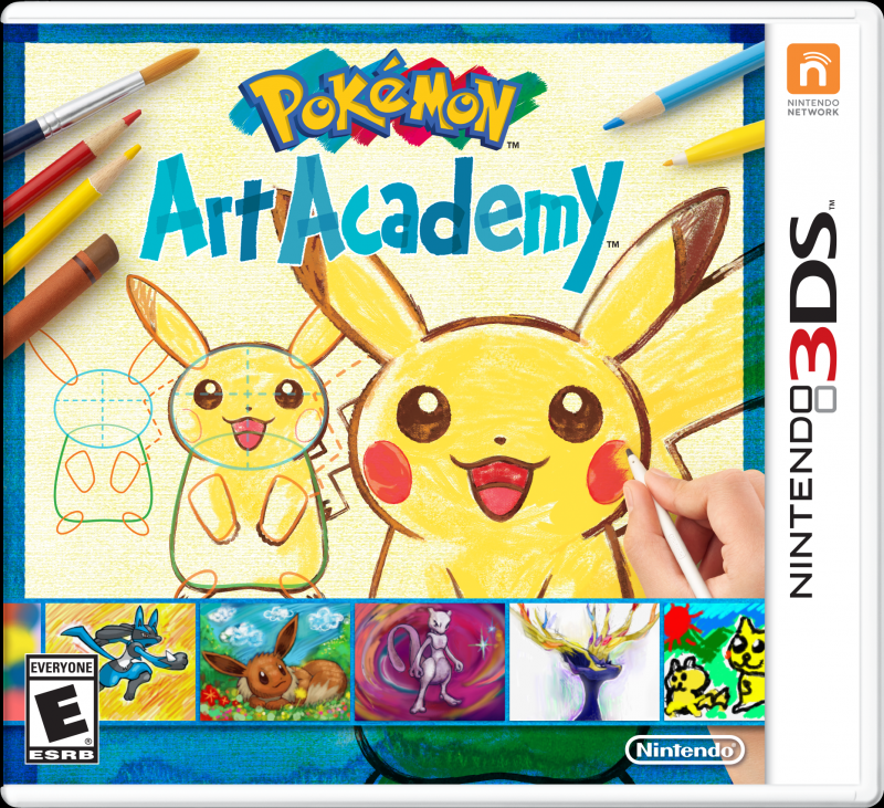 Pokemon Art Academy | Gamewise