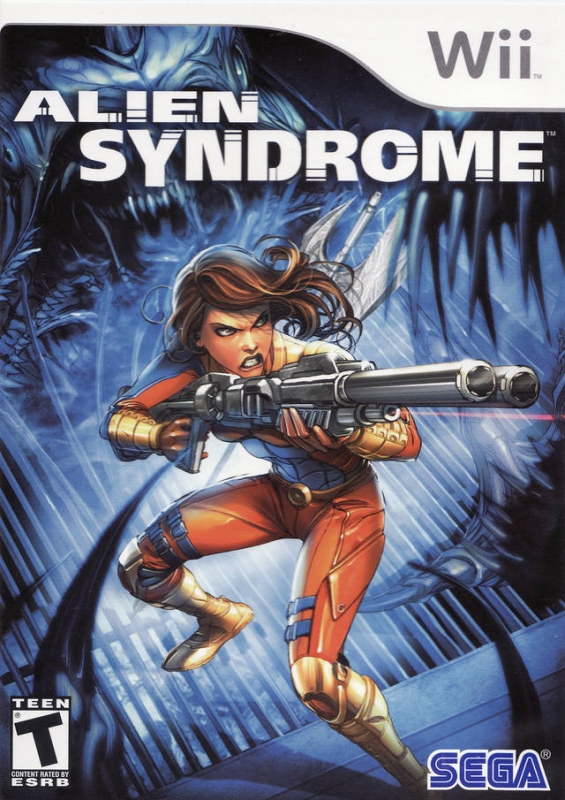 Gamewise Alien Syndrome Wiki Guide, Walkthrough and Cheats