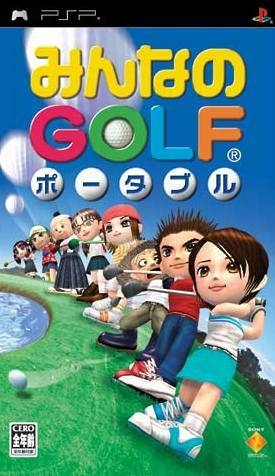 Hot Shots Golf: Open Tee on PSP - Gamewise