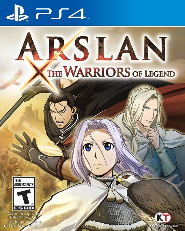 Arslan: The Warriors of Legend Wiki - Gamewise