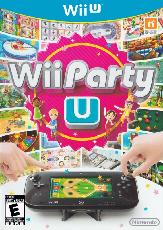 Wii Party U [Gamewise]