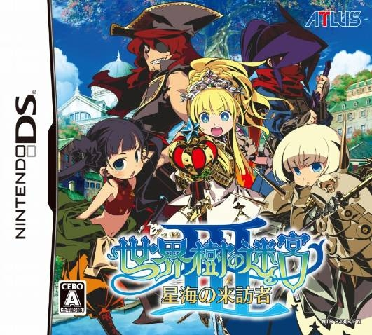 Etrian Odyssey III: The Drowned City on DS - Gamewise