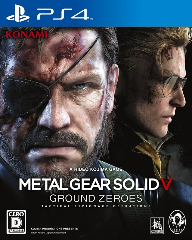 Gamewise Metal Gear Solid V: Ground Zeroes Wiki Guide, Walkthrough and Cheats