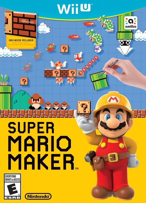 Super Mario Maker for WiiU Walkthrough, FAQs and Guide on Gamewise.co