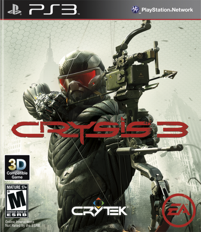 Crysis 3 for PS3 Walkthrough, FAQs and Guide on Gamewise.co
