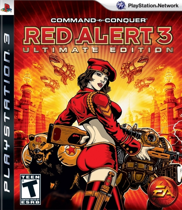 Command & Conquer: Red Alert 3 Ultimate Edition [Gamewise]