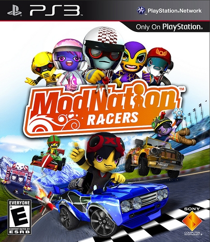 ModNation Racers on PS3 - Gamewise