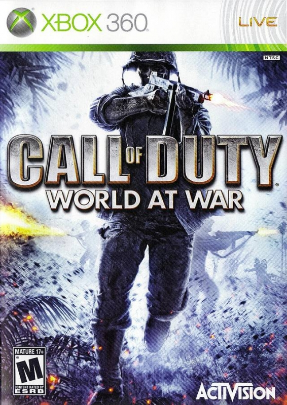 Call of Duty: World at War on X360 - Gamewise