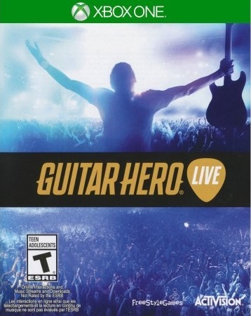 Gamewise Guitar Hero Live Wiki Guide, Walkthrough and Cheats