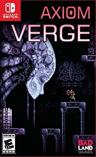 Axiom Verge Release Date - NS
