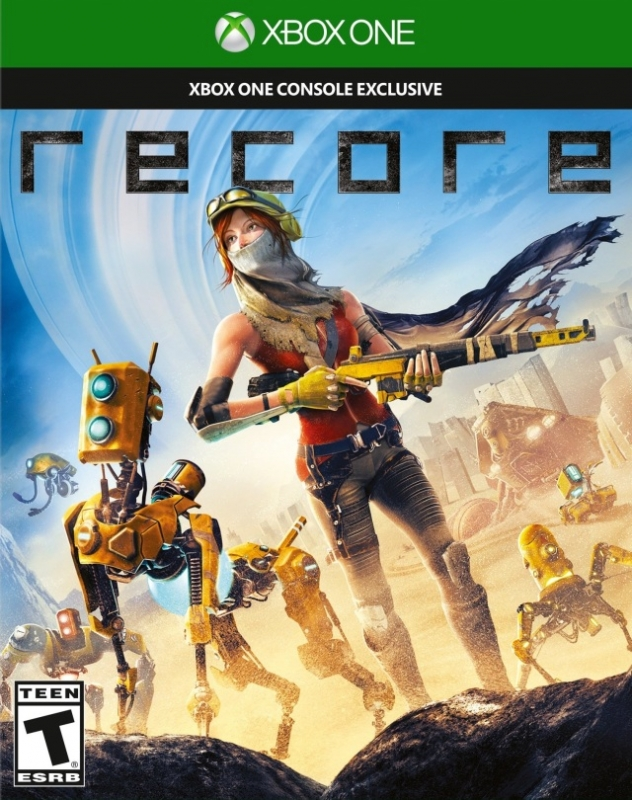 ReCore Wiki - Gamewise