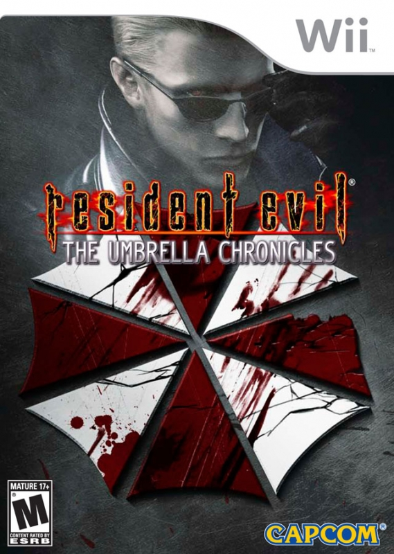 Resident Evil: The Umbrella Chronicles Wiki - Gamewise