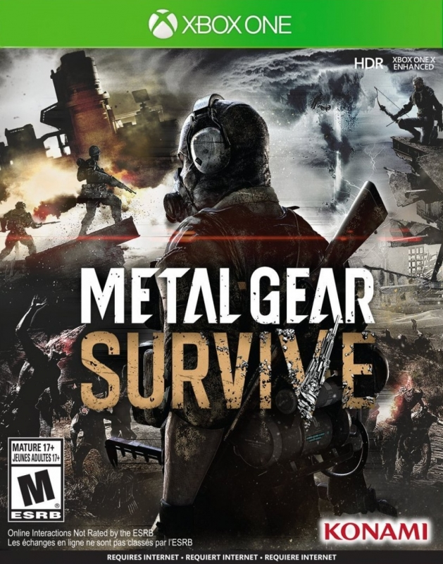 Metal Gear Survive | Gamewise