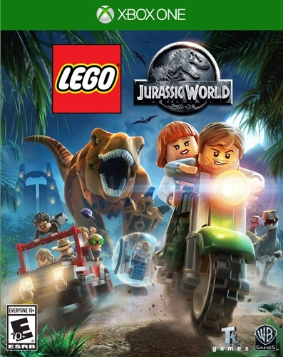 LEGO Jurassic World Wiki on Gamewise.co