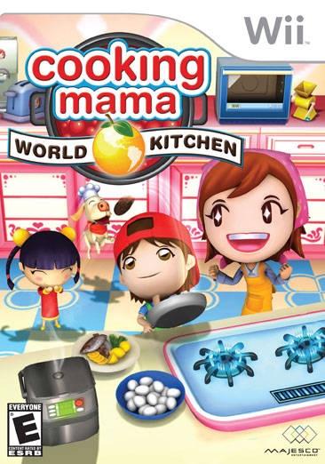Cooking Mama: World Kitchen [Gamewise]