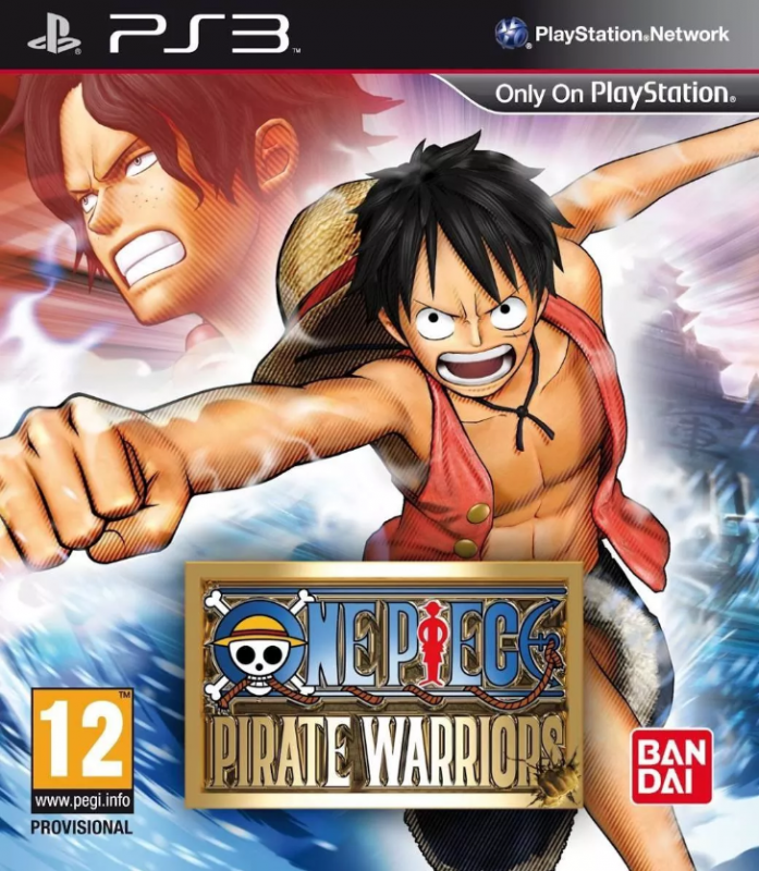 One Piece Pirate Musou on PS3 - Gamewise